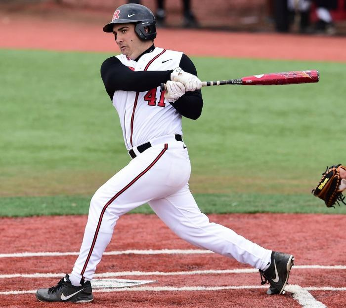 Chris Suseck Feels Right At Home On Rutgers Baseball Team