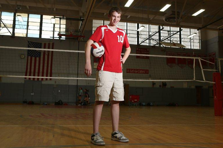 Boys Volleyball Fan Poll Who Is The Best Libero In North