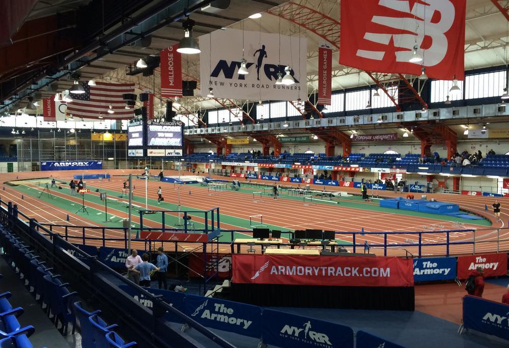 uh track and field meet new york