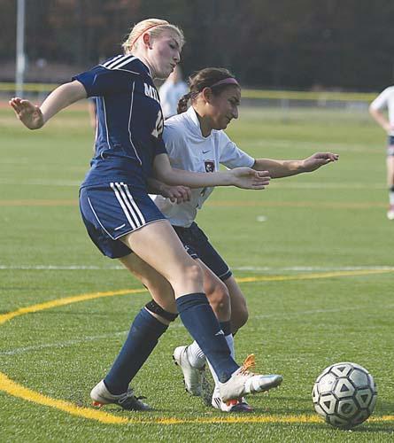 4642ae225 Millville girls soccer battles