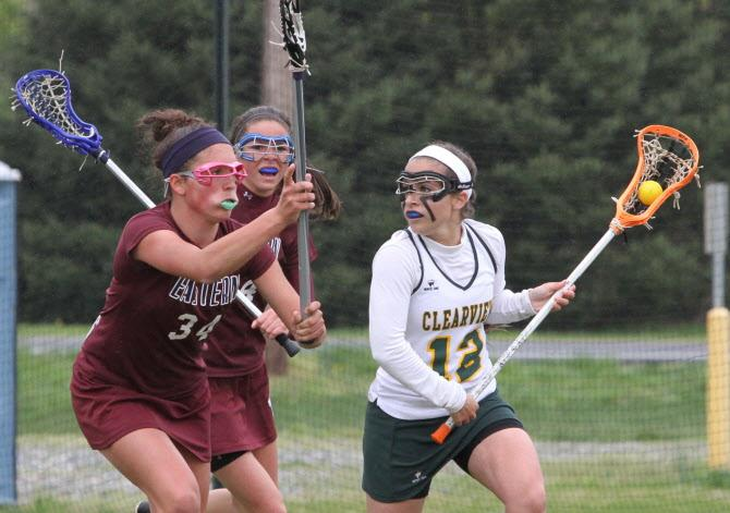 Clearview girls lacrosse can't keep up with Eastern