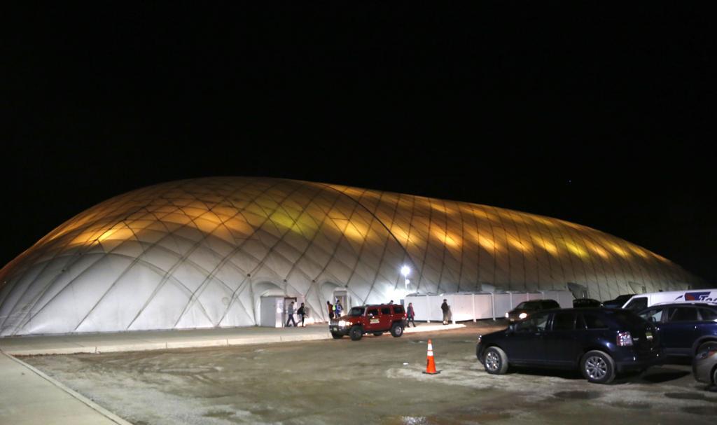 njsiaa meet of champions indoor track facility