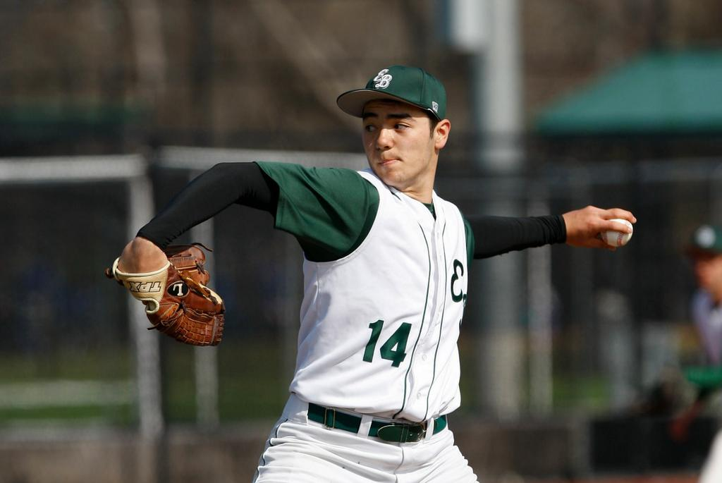 baseball recruiting east brunswick lhp victor dudka commits to njit. Black Bedroom Furniture Sets. Home Design Ideas