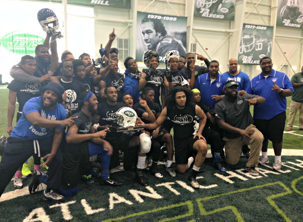 Language In 45 And 47 Stella Street: Essex Football: Barringer Hopes Win At Jets Tournament