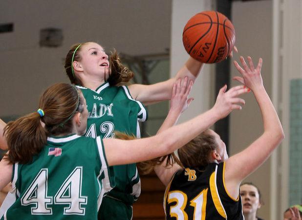 East Brunswick Girls Basketball