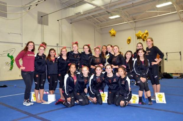 Gymnastics State Sectionals Preview Central Jersey