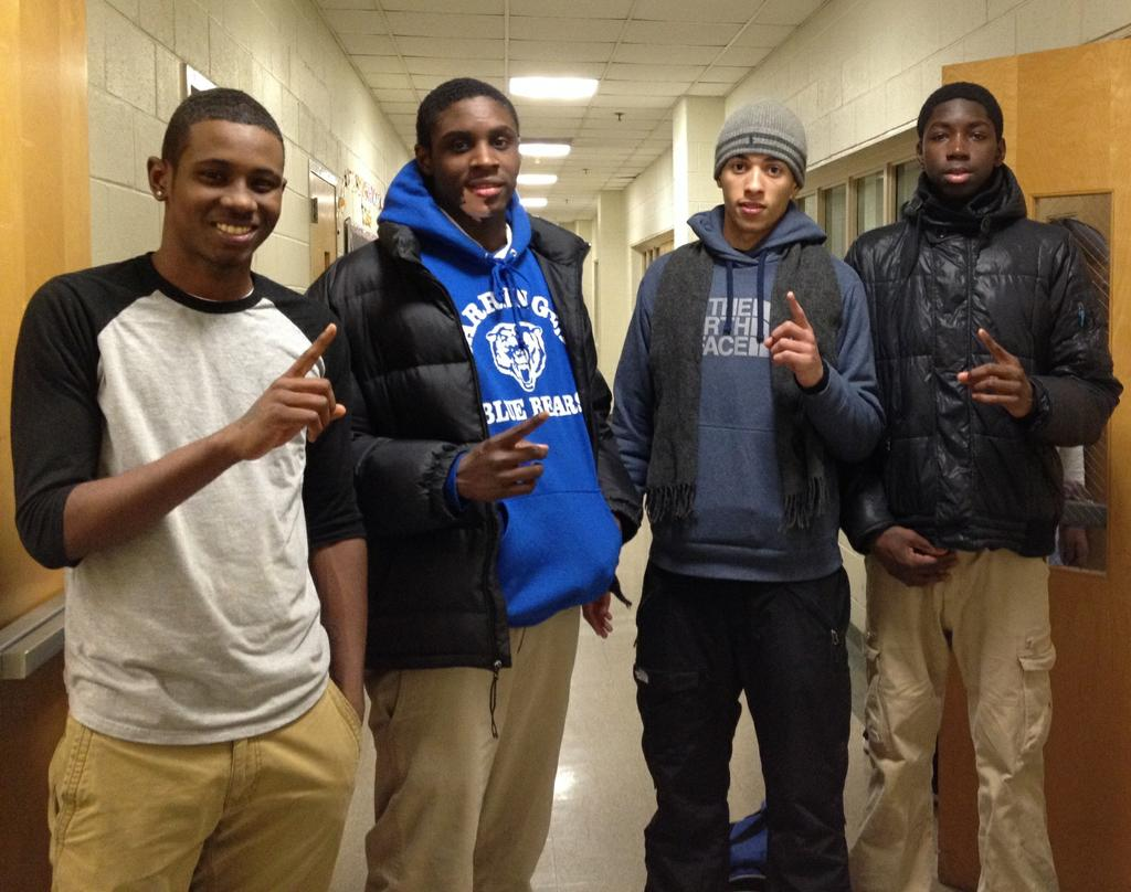 Language In 45 And 47 Stella Street: Umar Frost's 19 Points, 20 Rebounds Power Barringer Past