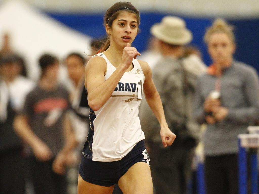 Vote Who Is The Best Female Track Athlete In Group 3
