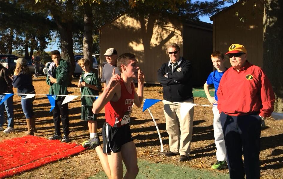 olympian conference cross country meet