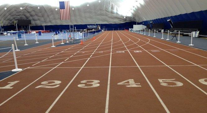 maine high school indoor track meet results