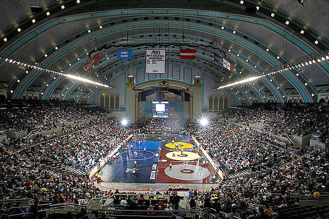Nj Wrestling News Amp Notes From The State Tournament In