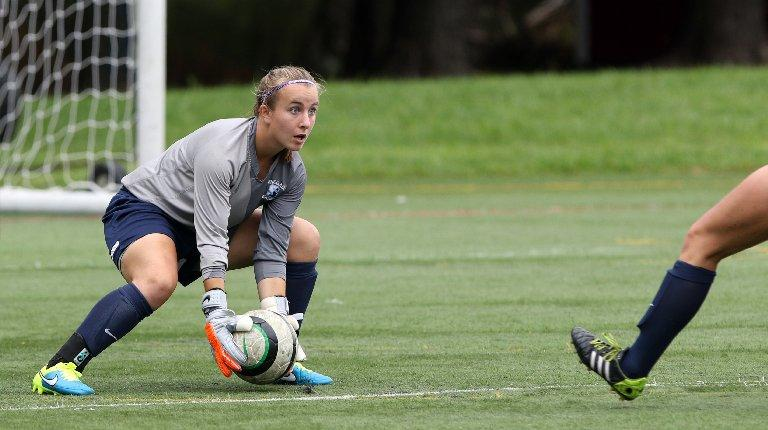 Alexis Craig of Eastern voted as best goalie in the Olympic Conference