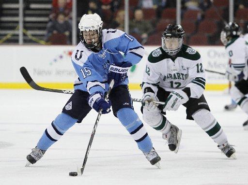 Ice Hockey Delbarton Ridge each move to 2 0 on the year