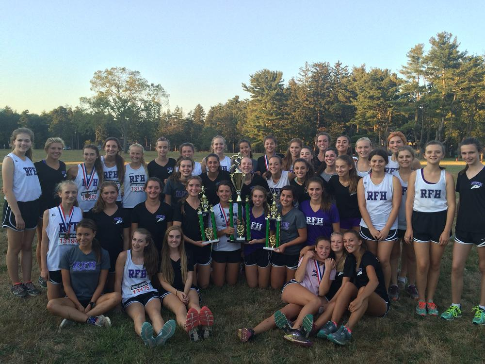 Westfield girls and Gov. Livingston boys win at Cranford Cougar ...