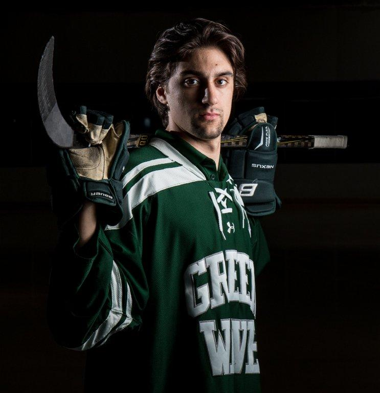 NJ H.S.: Andrew Petrillo Of Delbarton Is The NJ.com Ice Hockey Player Of The Year For 2015-16