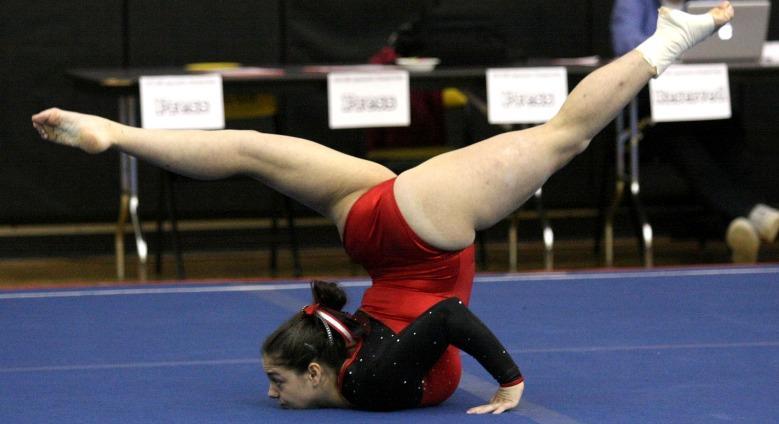 buckeye gymnastics meet 2013 gmc