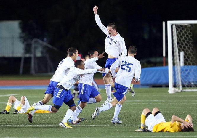 Jesuit repeats as Division I state soccer champion, survives knock-down, drag-out tilt with St. Paul's - NOLA.com