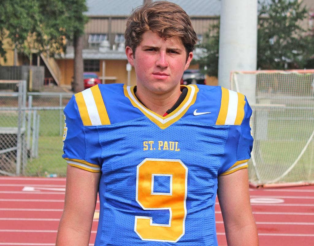 St Paul s Kenny Sears named North Shore Male Player of the Week