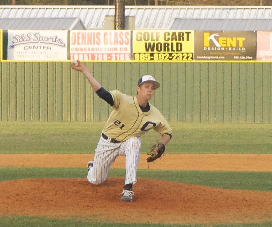 John Schaffer, Covington bats light up the first round in 8-1 win over New Iberia - NOLA.com