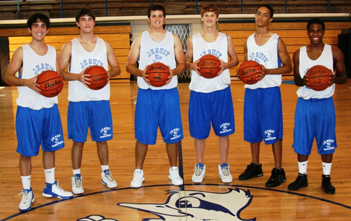 Boys Basketball Jesuit