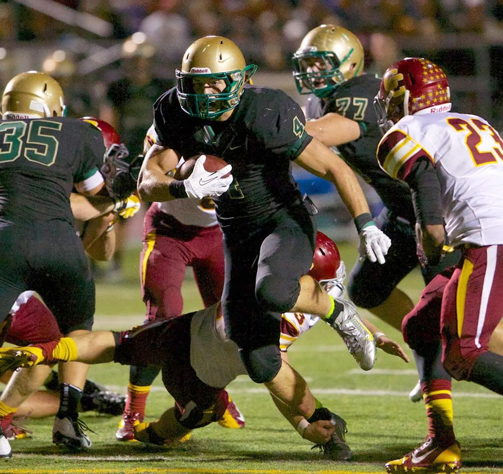 Southridge At Jesuit Game Will Likely Decide Metro Race