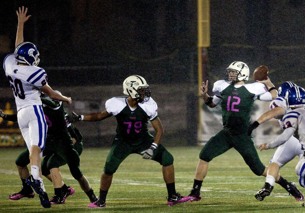 Tigard dons special-edition pink uniforms for Breast Cancer Awareness month  (photos) cde926930
