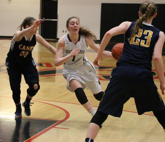 Southridge Girls Basketball Gets Talent Infusion With