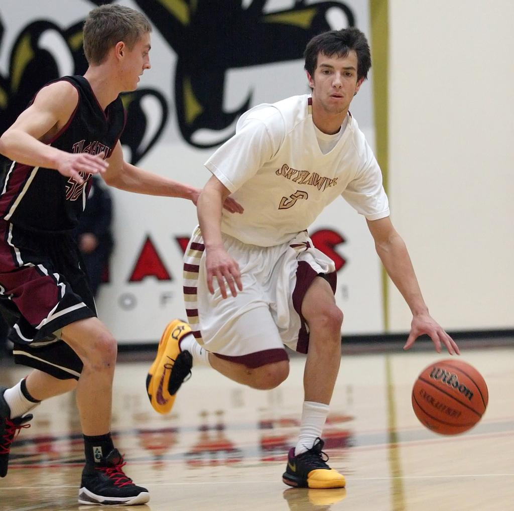 Southridge Boys Basketball Hoping To Reload Rather Than