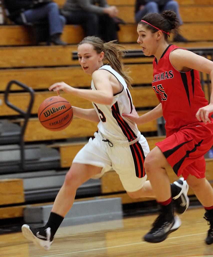 Girls Basketball State Playoffs Open For Handful Of: Clackamas Keeps Beaverton At Bay To Win 69-51 (Oregon