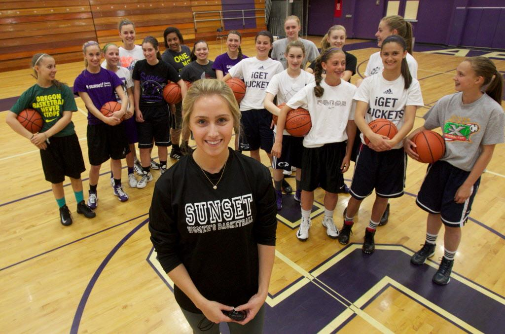 Girls basketball: Fresh off college graduation, Jesuit ...