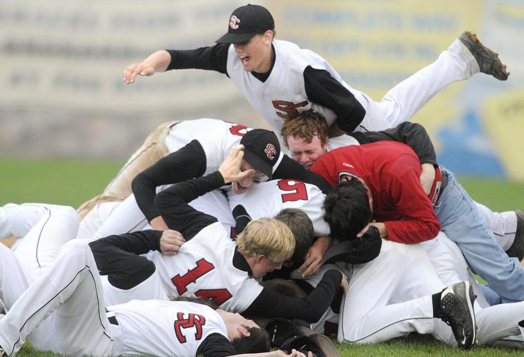 OSAA Class 3A baseball championship: Slugging Santiam ...