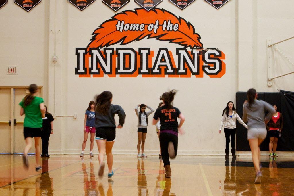 Native american mascot discrimination