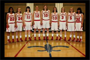 Girls Basketball Trinity Lutheran