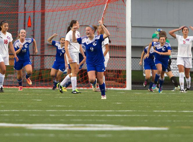 Cedar Crest celebrates a second straight Lancaster-Lebanon ...