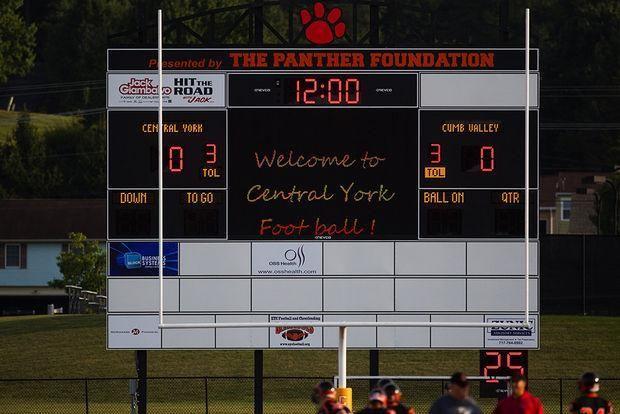 Statewide Pennsylvania High School Football Scoreboard