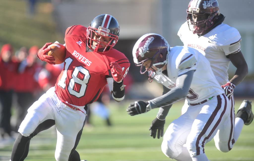 Easton football team excited for 108th clash with strong Phillipsburg squad on Thanksgiving