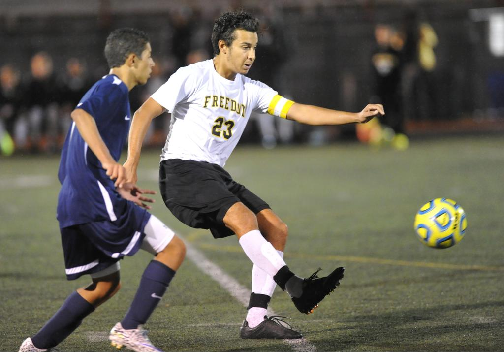 Freedom boys soccer gets needed test, but pays high price ...
