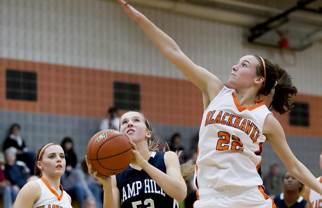 Watch tonight's West Perry at Susquenita girls' basketball ...