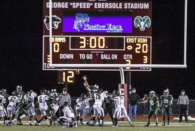 Sean Orlando's field goal was the perfect ending for CD