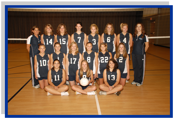 Girls Volleyball Lititz Christian