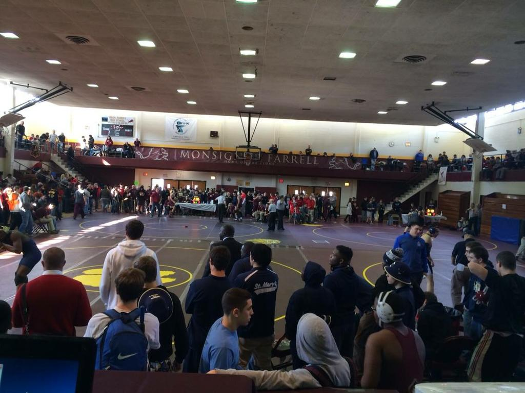 live updates for ny state chsaa sectional wrestling