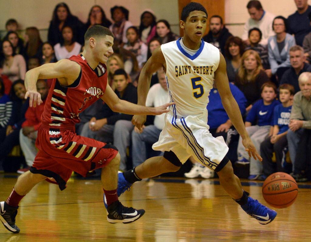 St. Raymond\'s holds off Moore Catholic in boys\' basketball, 71-64 ...