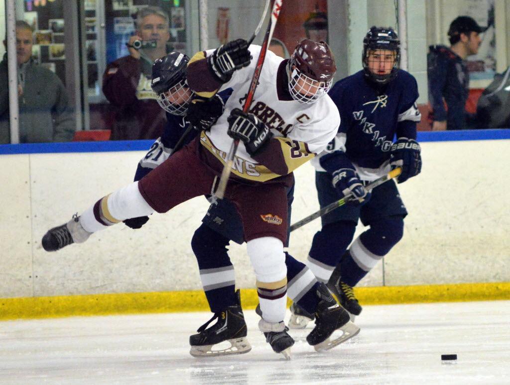 Monsignor Farrell edges St. Joseph by-the-Sea in hockey ...