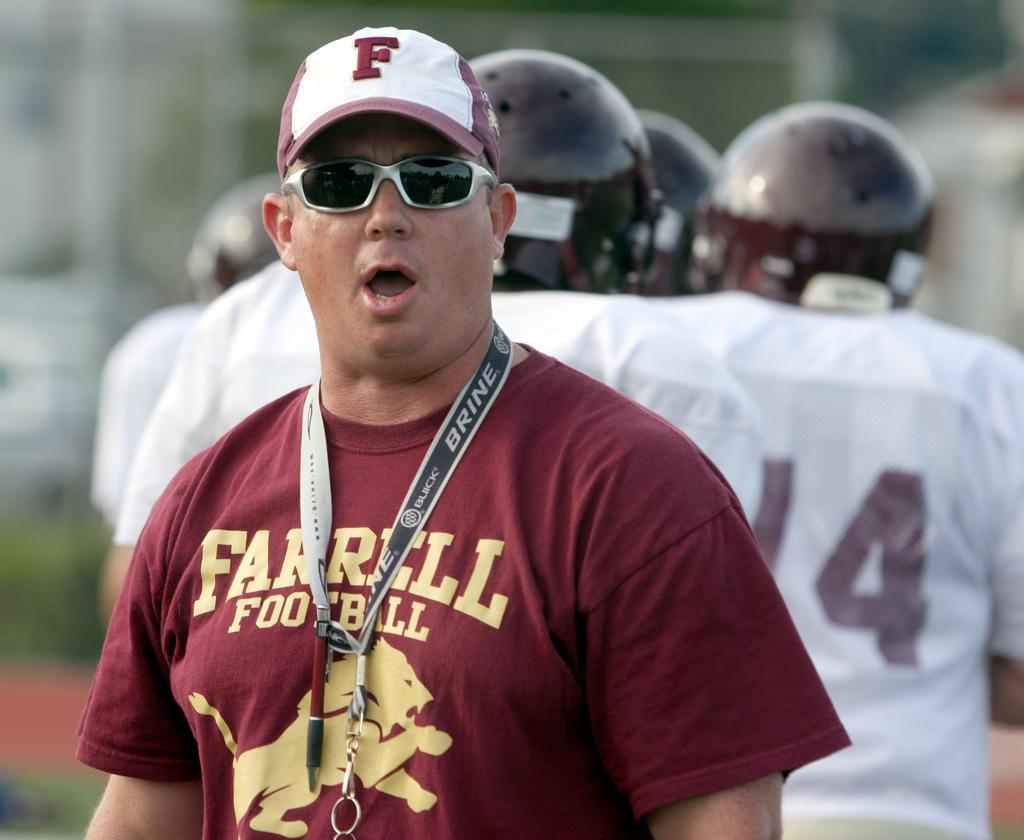 Farrell High School Football Staten Island
