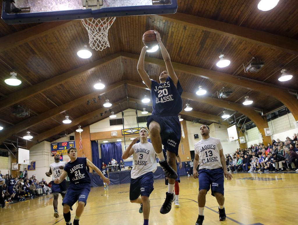 Warren Jaques boys\' basketball All-Star games at St. Peter\'s ...