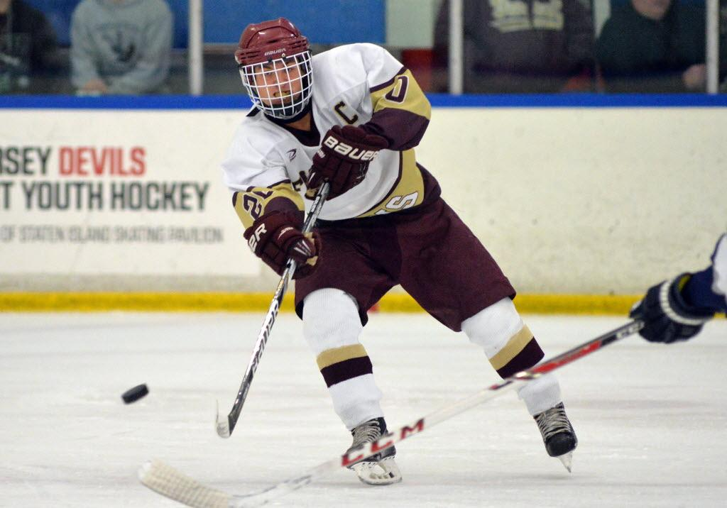 Monsignor Farrell hockey team eliminated from playoffs ...