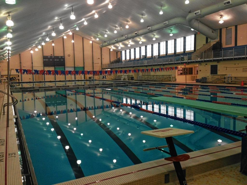 nottingham swimming pool is back open will host sectional
