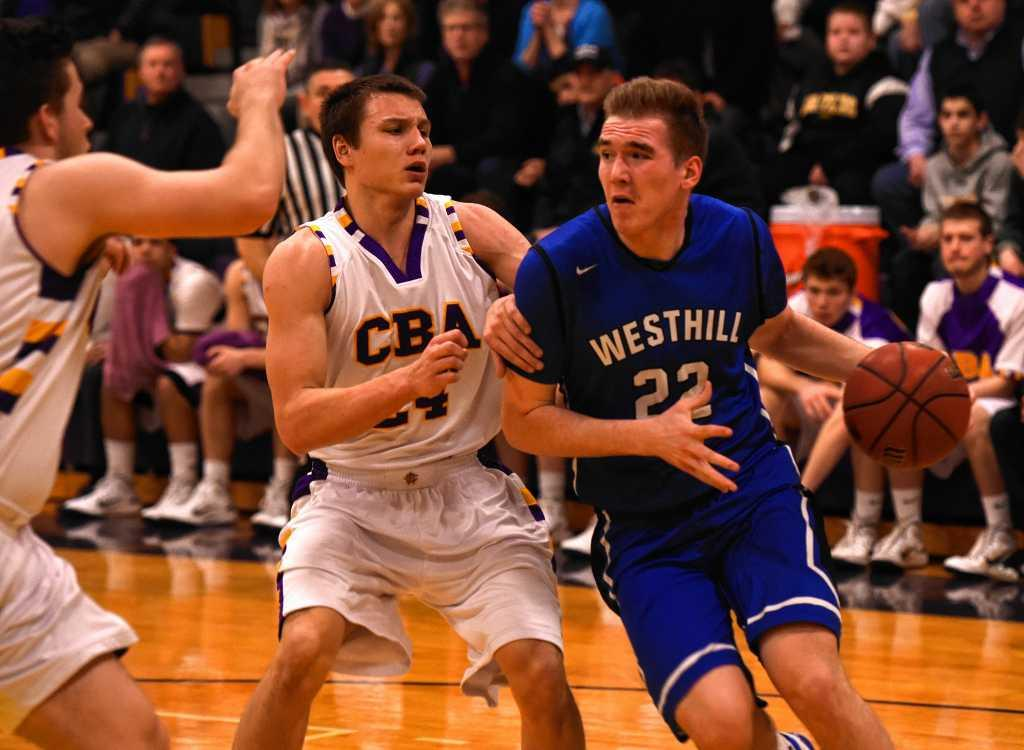 westhill tunes up for state title defense by trouncing cba