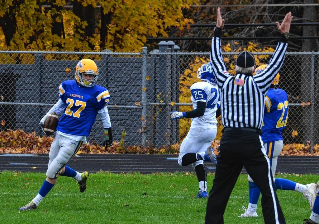 Section III football scoreboard: Week 9 - Syracuse.com