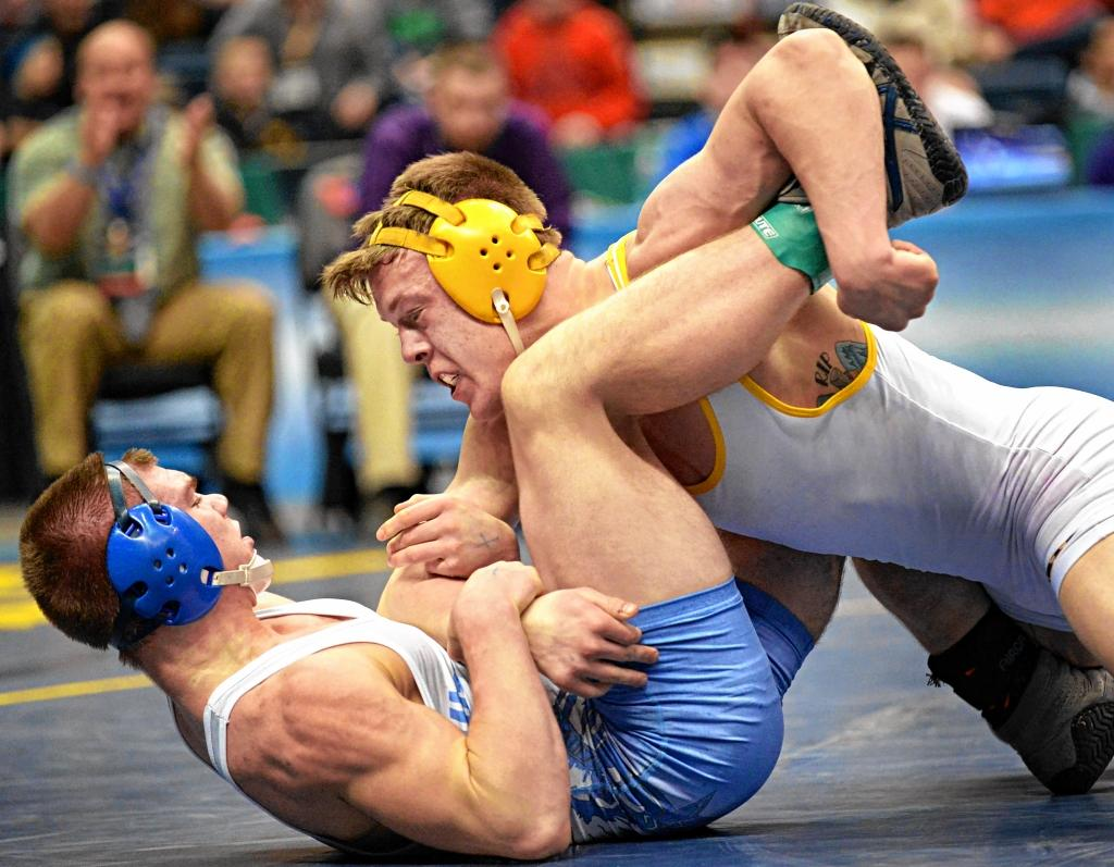 General Brown Adirondack Wrestling Top Seeds At Section